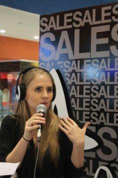 Daniela Augspurg nos acompañó en Trend Studio FM para hablarnos de todos los estilos que podemos encontrar en Promise Shoes - El Salvador, la nueva tienda de Multiplaza. Entérate de más en nuestro álbum de #facebook https://www.facebook.com/media/set/?set=a.372748519531419.1073741850.235203996619206&type=3