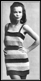 BEGINNERS DELIGHT - Groovy Crochet, The Gypsy Crochet Thing by Jack Frost; Volume 79, 1970