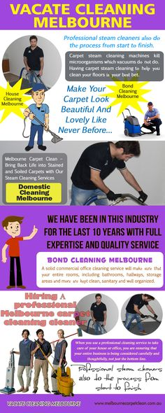 Browse this site http://www.melbournecarpetclean.com.au/carpet-steam-cleaning/ for more information on Carpet Cleaning Melbourne. Regular home life demands a lot from carpets, and professional carpet cleaning is the best way to keep them in great condition.