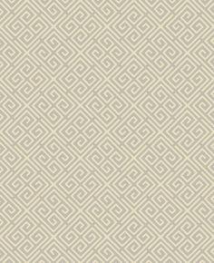 "Symetrie Omega 33' x 20.5"" Geometric Wallpaper"