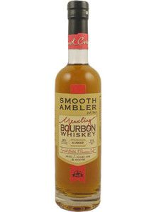 Smooth Ambler Yearling Bourbon #Whiskey. Aged for approximately two years, this #bourbon earned the Silver Medal at the American Craft Distillers Awards in 2014. | @Caskers
