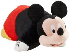 My Pillow Pets Authentic Disney 18-Inch Mickey Mouse Folding Plush Pillow, Large $29.99 & eligible for FREE Super Saver Shipping  find more items like this at www.ddsgiftshop.com visit and like us on facebook here www.facebook.com/pages/DDs-Gift-Shop/113955198649056