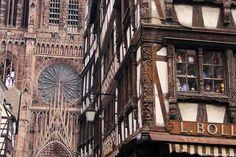 Страсти по Страсбургу.