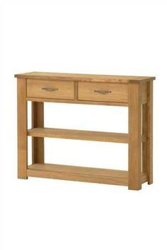 Buy Cambridge® Oak Large Console from the Next UK online shop