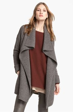 Vince Honeycomb Knit Cardigan available at #Nordstrom