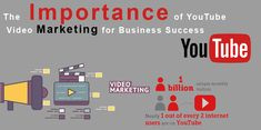Youtube marketing -.Once you have a business online then video marketing is the most excellent way to promote your site or company.