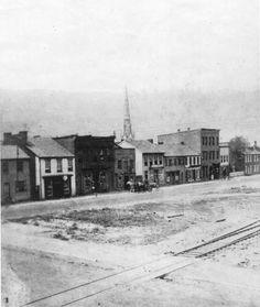 Vintage Johnstown: Washington Street - 1860's