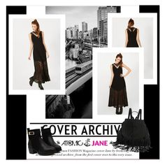 """Atomic Jane"" by janee-oss ❤ liked on Polyvore featuring moda ve atomicjane"