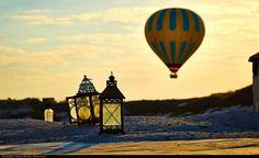 cappadocia - balloon trip
