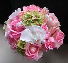 Pink w/ a hint of hydrangea
