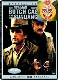 #awesome Newman and Redford are two offbeat outlaws who run (and jump) from the law, #then flee to Bolivia where they meet a bloody end. The action-filled, light...