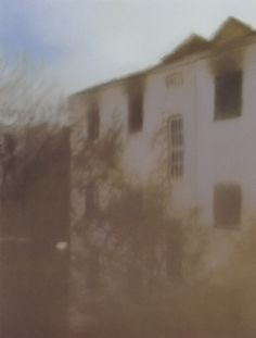 Gerhard Richter, Haus (House), 1992, 82 cm x 62 cm, Oil on canvas
