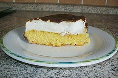 Mohrenkopfkuchen (ohne Mohrenköpfe)