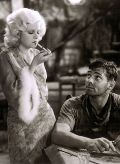 Annex - Harlow, Jean & Clark Gable in Red Dust 1932