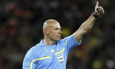 #HowardWebb will be one of 25 referees at the #WorldCup finals in Brazil.