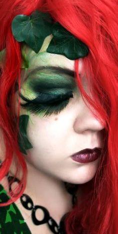 Makeup your Jangsara: Poison Ivy http://jangsara.blogspot.ca/2009/09/poison-ivy.html?m=1