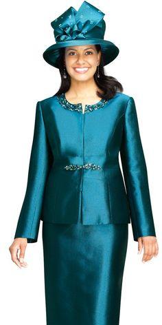 Mariam's Fashion - Church Suits For Women Susanna 3145, $119.99