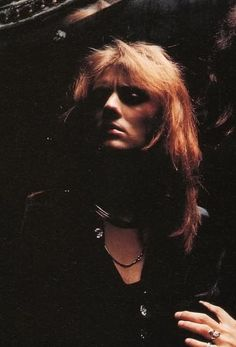 Roger Taylor is prettier than I am.