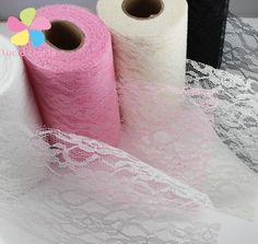 Aliexpress.com : Buy 3m/lot 15cm Multi colors option Organza chiffon Tulle Roll Spool Sewing Fabric Wedding decoration 084016 from Reliable fabric hairband suppliers on Lucia Craft store