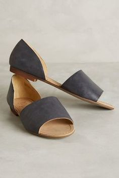 Latigo Milly D'Orsay Flats Black