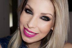 Luciane Ferraes - Batom Líquido efeito Matte 11 Diva, Koloss Make Up