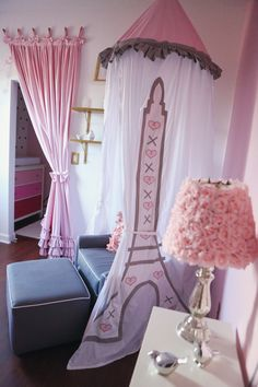 Project Nursery - Eiffel Tower Play Tent
