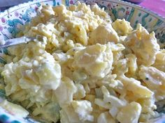 Classic & Easy Potato Salad