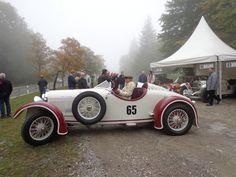 Austro Daimler ADR6 mit Ernst Piech