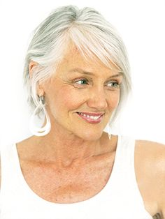 Aging boldly and beautifully: You have lived a long and rich life. Your face tells a wonderful story. Why hide it?