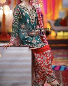 Pakistani Fancy Dresses, Pakistani Fashion Party Wear, Pakistani Wedding Outfits, Indian Bridal Fashion, Pakistani Wedding Dresses, Wedding Dresses For Girls, Pakistani Dress Design, Party Wear Dresses, Stylish Dress Designs