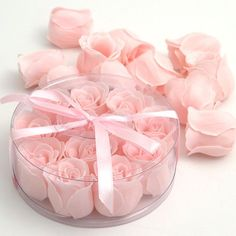 Rose Scented Pink Rose Soaps (set of 12) Wrapables,http://www.amazon.com/dp/B000LL39M4/ref=cm_sw_r_pi_dp_meOJsb0GWJCTE80R