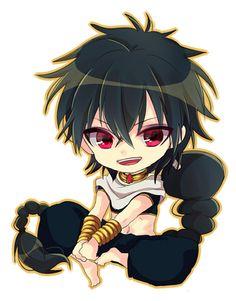 Chibi Character Magi: The Kingdom of Magic