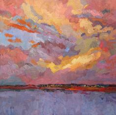 """""""Other Side of the Lake"""" by Larisa Aukon"""