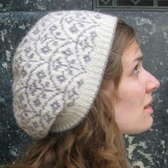 Once I learn how to knit fairisle - this will be the first thing I make!