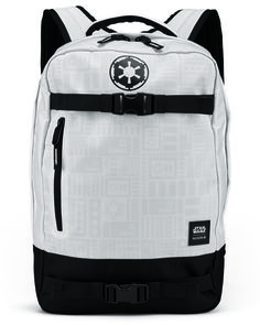 Shop NIXON Star Wars Del Mar Laptop Backpack Stormtrooper White at Best Buy. 5ecde68273