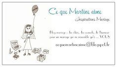 23 juin - Ce que Martine aime - Inspirations mariage: