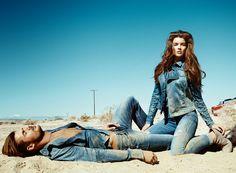 desert denim ad campaigns - Google Search