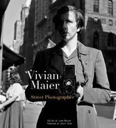 Vivian Maier - An unknown street photographer who was a nanny in Chicago.  Making pictures from the 1950's well into the 90's.  She left behind a body of work that comprised of over 100,000 negatives, which had never been seen by anyone until 2007.  Her work was discovered at a local auction house in Chicago and a book has now been published of just a fraction of her amazing work.