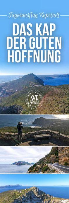 Kapstadt Tagesausflug: Unsere Highlights auf dem Weg von Kapstadt zum Kap der guten Hoffnung. Südafrika Rundreise Tipp! #südafrika #urlaub #reiseinspiration