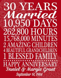Anniversary Gift Print Custom Personalized Love Story Poster Print Family Life Marriage Subway Art 5th 10th 20th 30th 40th 50th Anniversary by PlayOnWordsArt #quotes #weddings #anniversary