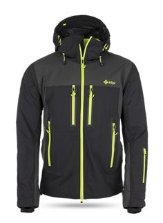 HASTAR - 3 layers jacket for freeride & skialp