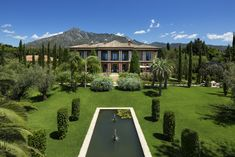 Luxury real estate in Marbella Spain - Unequalled Palace With Sea Views In Marbella - JamesEdition