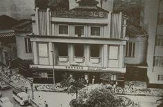 Cine Metrópole (1942 - 1983), em Belo Horizonte.