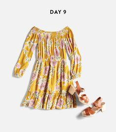 April Outfit Ideas |