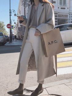 Women S Fashion Kings Road Referral: 6738005783 Korean Fashion Fall, Autumn Winter Fashion, Coats For Women, Jackets For Women, Clothes For Women, Urban Fashion, Daily Fashion, Fashion Edgy, Fashion Styles