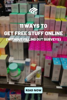 Check out these tips to geting free stuff online without taking surveys Ways To Earn Money, Earn Money From Home, Way To Make Money, Money Saving Tips, Free Stuff By Mail, Get Free Stuff, Internet, Useful Life Hacks, Ways To Save