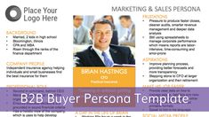 How to Create a B2B Buyer Persona