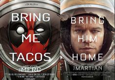 These 2016 Oscar Nominee Parody Posters Are Movies We Need To See