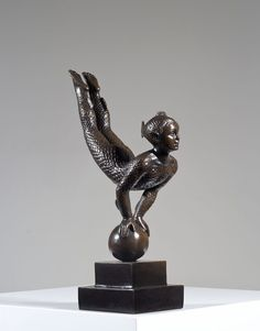 Sergio Bustamante, Equilibrist Child - Position 100 Bronze