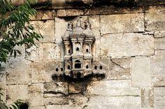 Turkish bird houses